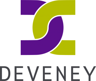 DEVENEY logo